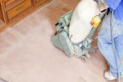 Floor Sanding & Finishing